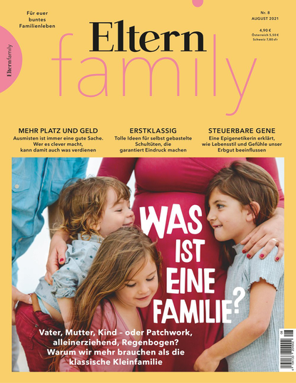 Eltern family Cover